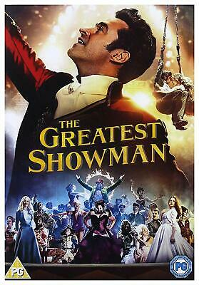 The Greatest Showman [DVD] (2018) New & Sealed Region 2 UK Fast Shipping