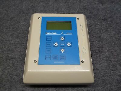 Micro Audiometrics ES-AMN Earscan MP Pure Tone Audiometer Hearing Tester System