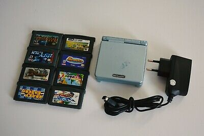 Gameboy Advance Sp and 8 games