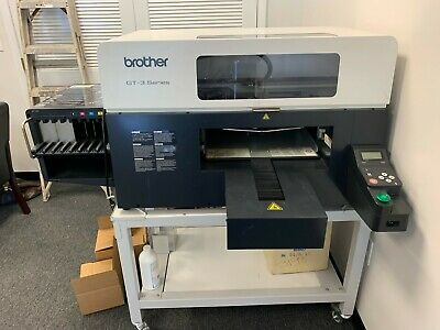 2bc42876 BROTHER GT-3 DTG T-shirt Printer Direct to garment, used, requires ...
