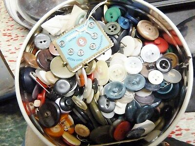 advertising tin antique cars mackintoshes quality street buttons crafting sewing