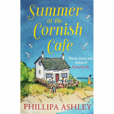 Summer At The Cornish Cafe by Phillipa Ashley (Paperback), Fiction Books, New