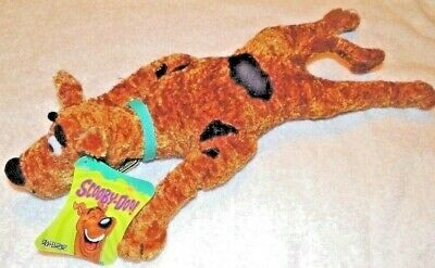 """New With Tags Scooby Doo 15"""" Long Plush Cartoon Network"""