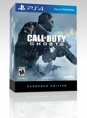 Call of Duty: Ghosts Hardened Edition PS4 New PlayStation 4, PlayStation 4