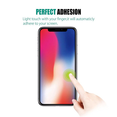 Trempé pour iphone HD Tempered Glass For iphone XS Max XR 6 6s 7 8 plus