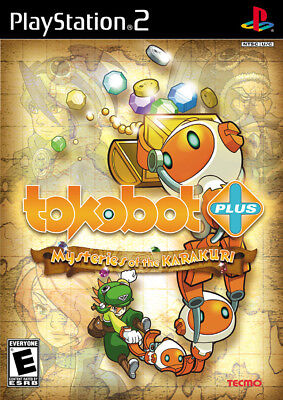 Tokobot Plus PS2 New Playstation 2