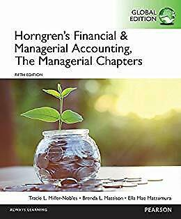Horngren's Financial and Managerial Accounting, the Financial Chapters [PDF]
