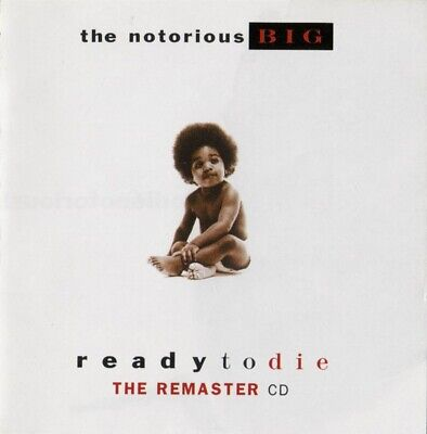 [Music CD] The Notorious B.I.G. - Ready To Die (The Remaster CD)