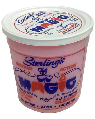 Sterling's Magic All Purpose Cleaner - Hundreds Of Uses  - Casino Chips & More