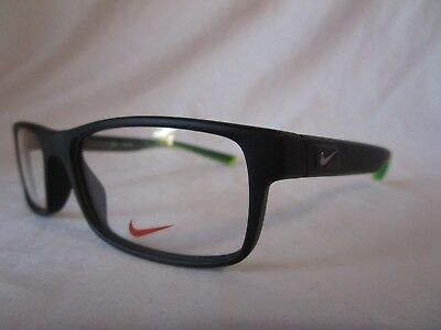 9a070aef3cf0 Nike 7090 Eyeglass Optical Frame Nk7090 010 Matte Black 53-17-140 New  Authentic