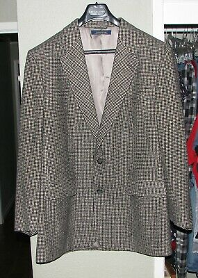 Brooks Brothers Men's Blazer 44 LG Camel Hair USA Two Button Sport Coat