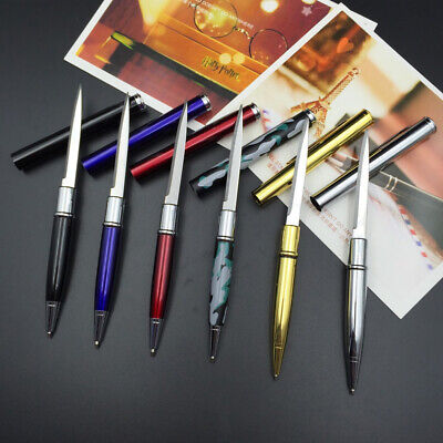1x Self-defense Knife Ballpoint Pen Tactical Anti Wolf Writing Multi-functional