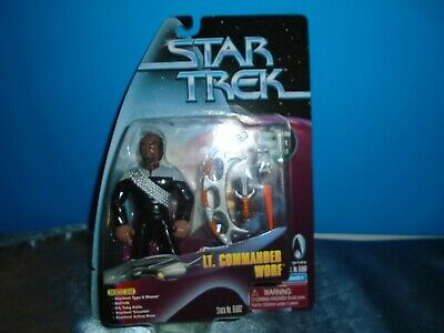 Playmates 1999 Star Trek Target Exclusive Lt. Commander Worf