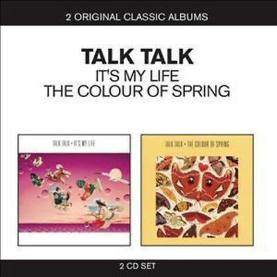 Talk Talk : It's My Life/The Colour of Spring CD (2011)