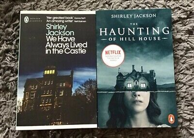 We Have Always Lived In The Castle And The Haunting Of Hill House Books