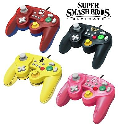 Official Licenced Nintendo Switch SUPER SMASH BROS GAMEPAD Controller NEW