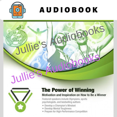 AUDIOBOOK -The Power of Winning Motivation and Inspiration on How to Be a Winner