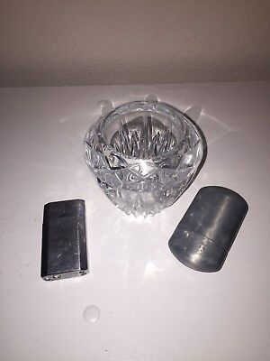 Vintage Lot of 3 LIGHTERS Ronson Princess House for Parts only