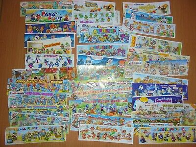 "Lot De 37 Bpz ""kinder "" Differentes ( Monoblocs Differents Pays )"