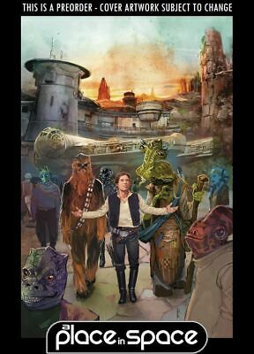 (Wk17) Star Wars: Galaxys Edge #1A - Preorder 24Th Apr