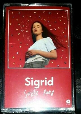 Sigrid - Sucker Punch (2019) Cassette BRAND NEW AND SEALED - FREE UK POSTAGE