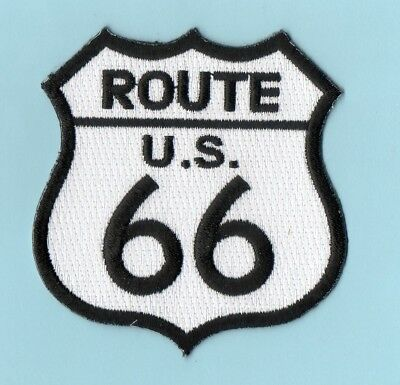 Patch Neuf Usa : Route Us 66  Biker Triker Trucker  Country Western  Amerique
