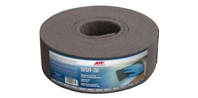 Disque Abrasif Extra Fin , Gris Rouleau 100mmx10m
