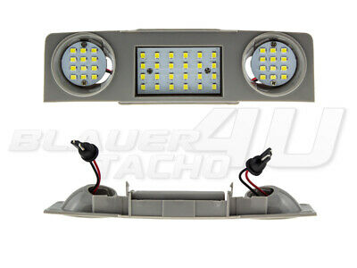 LETRONIX SMD LED P&P Innenraumbeleuchtung Modul Weiß Vorne Seat Alhambra
