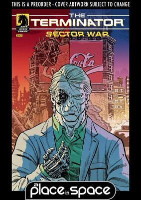 (Wk18) Terminator: Sector War #4B - Young Variant - Preorder 1St May