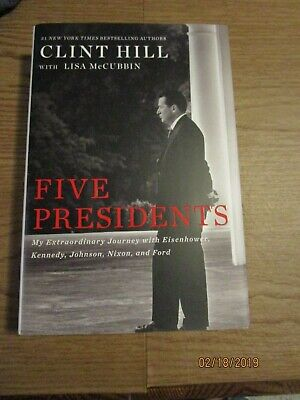 Five Presidents My Extraordinary Journey w Eisenhower Kennedy Johnson Nixon Ford