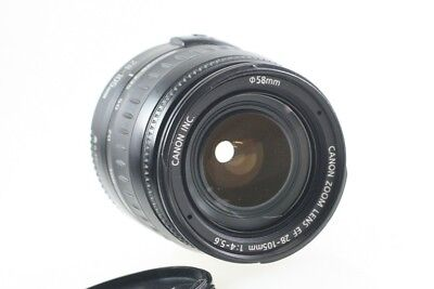 Canon Zoom Lens EF 28-105mm 28-105 mm 1:4-5.6 4-5.6 digital analog