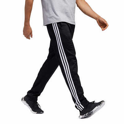 NWT Adidas Men's 3-Stripe Game Day Pant BlackWhite Many Sizes