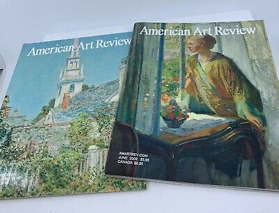 American Art Review Magazine 2 Issues June 2009 August 2009