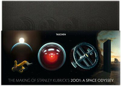 Making of Stanley Kubrick's 2001: A Space Odyssey Hardcover Book 14BM07