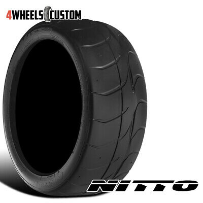 225 45 15 >> 1 X New Nitto Nt01 Competition Rad 225 45 15 87w Summer Radial Tire