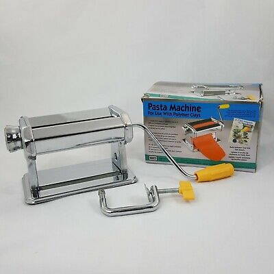 American Art Clay Co. - Polymer Machine Pasta Crafts AMACO