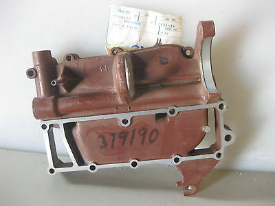 """EXHAUST COVER PLATE 379190 OMC """"NEW"""" 0379190 Johnson Evinrude Motors"""