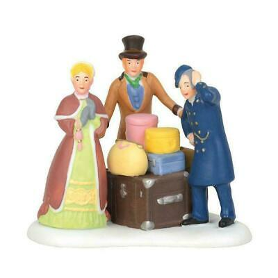 Department 56 Dickens Village New 2019 CONTINENTAL TOUR OR LONDON? 6003084 Dept