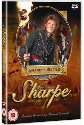 Sharpe's Battle DVD (2007) Sean Bean, Clegg (DIR) cert 12 FREE Shipping, Save £s