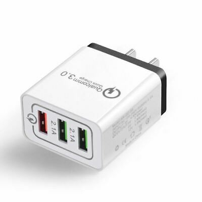 USB Fast Quick wall Charger Adapter (5,9,12V / 4A) for Android or Smartph 043