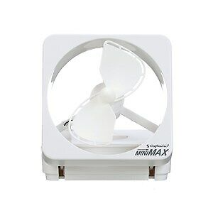 Generic Mini Deluxe Fan 737 White