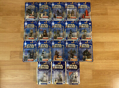 New Star Wars: Episode 2 Attack of the Clones Action Figures 2002 Collection 2