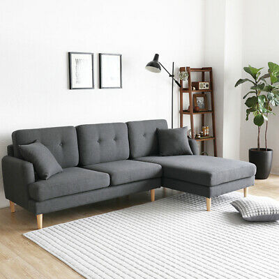 Latest Designs Mid Century Modern Wooden Couch Sofa Set - Buy Latest Corner