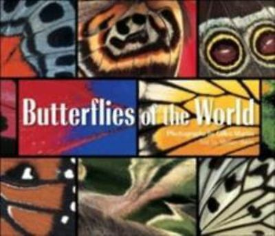 Butterflies of the World by Martin, Gilles