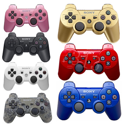 New OEM DualShock 3 Wireless 6-AXIS Joystick Controller for Sony PlayStation PS3
