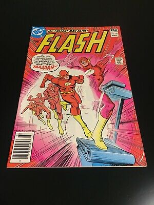"The Flash #283_March 1980_Very Fine+/nm_Reverse-Flash_""flashback""(51)"