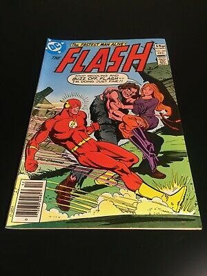 "The Flash #280_December 1979_Near Mint Minus_""the Wrong Man""_Bronze Age Dc (51)"