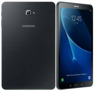 "NEW SAMSUNG GALAXY TAB A 10.1"" 32GB SM-T585 Wi-Fi+CELLULAR 4G LTE UNLOCK BLACK"