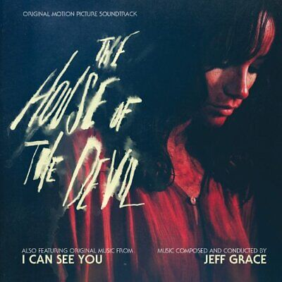 Jeff Grace - The House of the Devil OST - Jeff Grace CD 5YVG The Fast Free