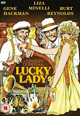 Lucky Lady - 40th Anniversary Edition [DVD] -  CD RELN The Fast Free Shipping